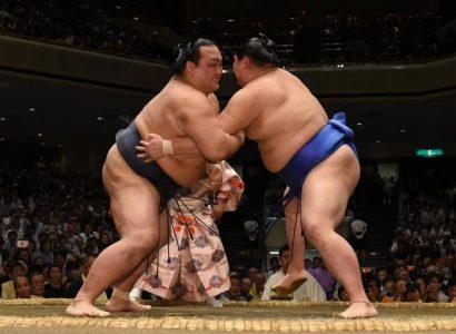 Kisenosato contre Shodai