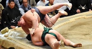 Kisenosato contre Okinoumi