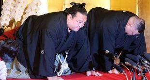 Kisenosato promotion yokozuna