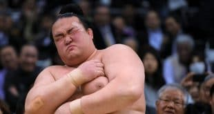 Kisenosato blessé