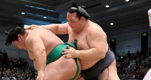 Kisenosato contre Yoshikaze