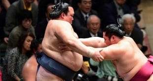 Kisenosato contre Endo