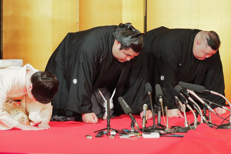 Takayasu pendant son serment