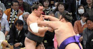 Harumafuji contre Takakeisho