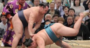 Kakuryu contre Tamawashi