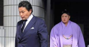 Takanohana et Takayoshitoshi