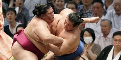 Mitakeumi maintient son score parfait