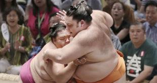 Mitakeumi contre Kaisei