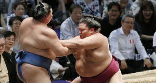 Mitakeumi contre Shodai