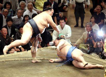 Kisenosato se débarrasse de Shodai