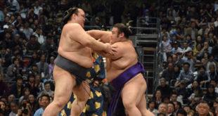 Mauvais début pour le yokozuna Kisenosato