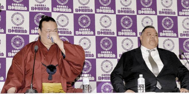 Apprécié, Kisenosato laisse derrière lui une carrière en dents de scie