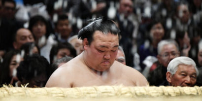 Kisenosato prend sa retraite selon son oyakata