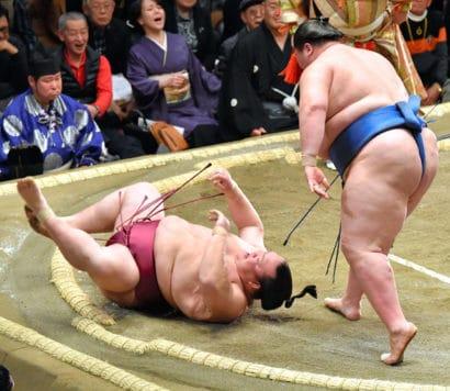 La situation devient critique pour Kisenosato