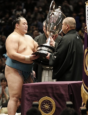 Tamawashi