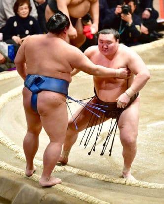 Hakuhô repousse tranquillement Shodai