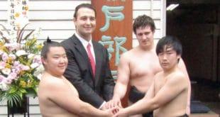 Kotoshoo et ses disciples