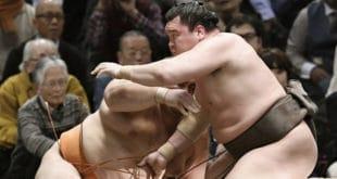 Hakuho contre Kaisei