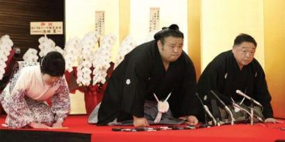 Takakeisho est officiellement promu ôzeki