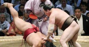 Hakuho contre Daieisho