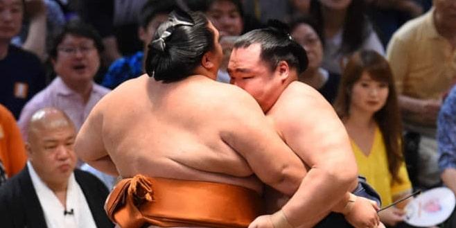J14 -Kakuryû se détache et prend seul la tête