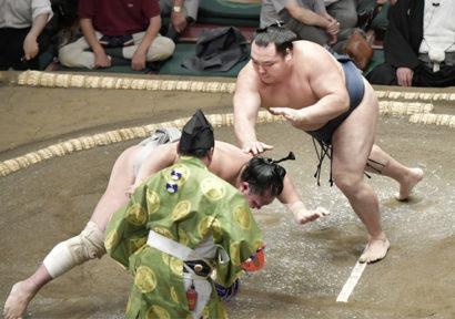 Kakuryu est déjà le seul yokozuna en cours