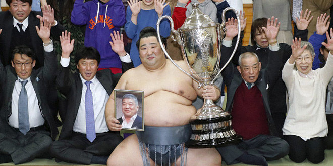 Finale – Tokushoryu remporte son premier tournoi