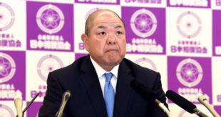 Hakkaku, président de la NSK