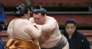 Hakuho contre Mikateumi