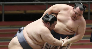 Tokushoryu contre Kakuryu