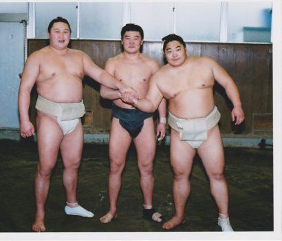 Kyokutenho, Kyokutenzan et Kyokushuzan