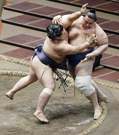 Onosho contre Aoiyama