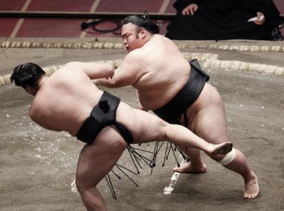 Takakeisho contre Kiribayama