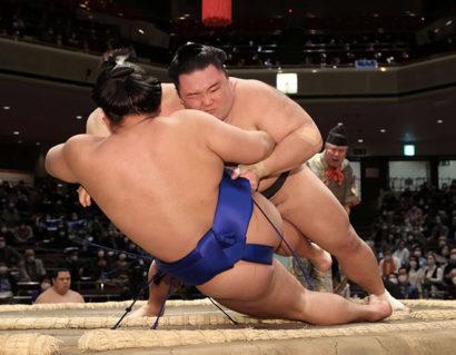 Asanoyama contre Kotoshoho
