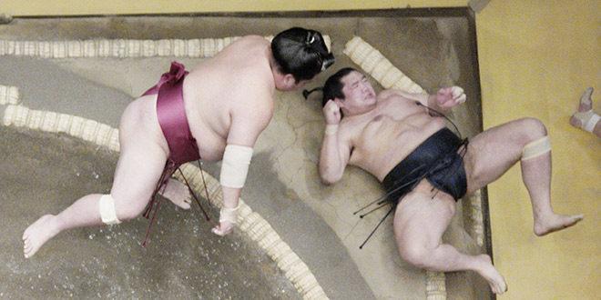 J8 – Les ôzeki toujours dans la souffrance