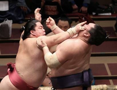 Daieisho contre Terunofuji