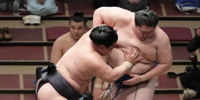 Myogiryu contre Ichinojo