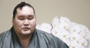 Terunofuji interview