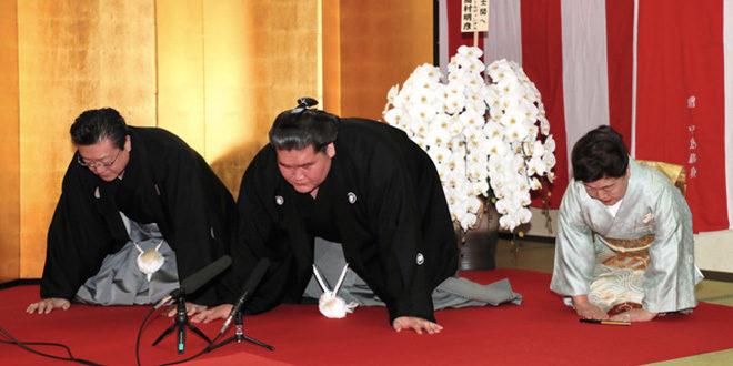 La promotion d'ôzeki pour Terunofuji est officialisée