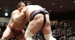 Terunofuji contre Daieisho