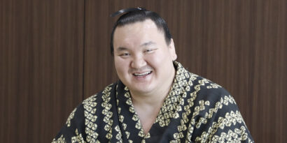 Hakuho interview