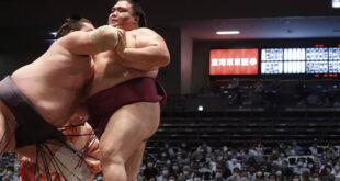 Terunofuji contre Metakeumi