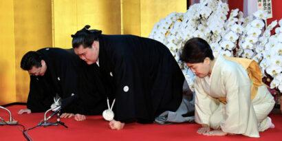 Terunofuji yokozuna promotion