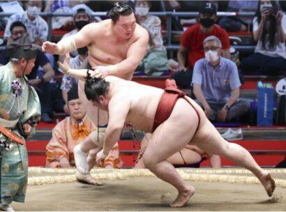 Hakuhô fait chuter Takanosho