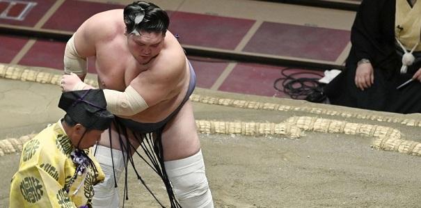 J14 – Le retour de Myogiryu inquiète le yokozuna